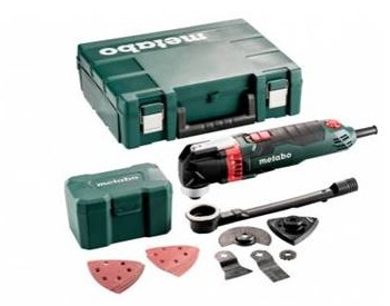 Metabo - multikutter MT 400 QUICK SET