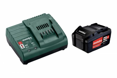 Metabo Batteri basis-sett 1 X 4.0 ah