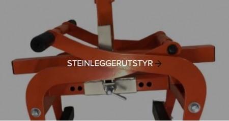STEINLEGGERUTSTYR