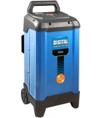 Güde batterilader digital 12V / 24V - 20-450 A
