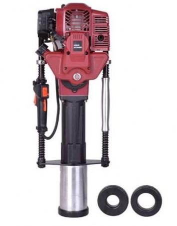 Stolpehammer med bensinmotor