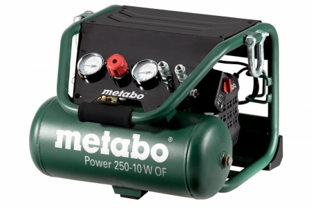 Metabo POWER 250-10 W OF Kompressor - oljefri