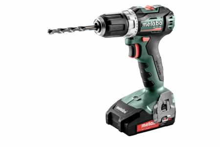 Metabo BS 18 L BL 2x 4ah batterier