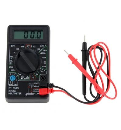 Multimeter Digitalt